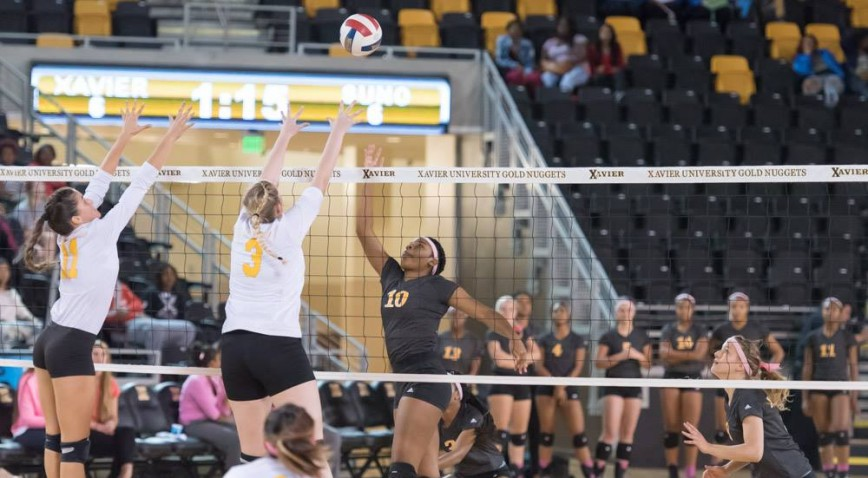 The Gold Nuggets and Lady Knights will meet with the GCAC Championship on the line Saturday at Noon.