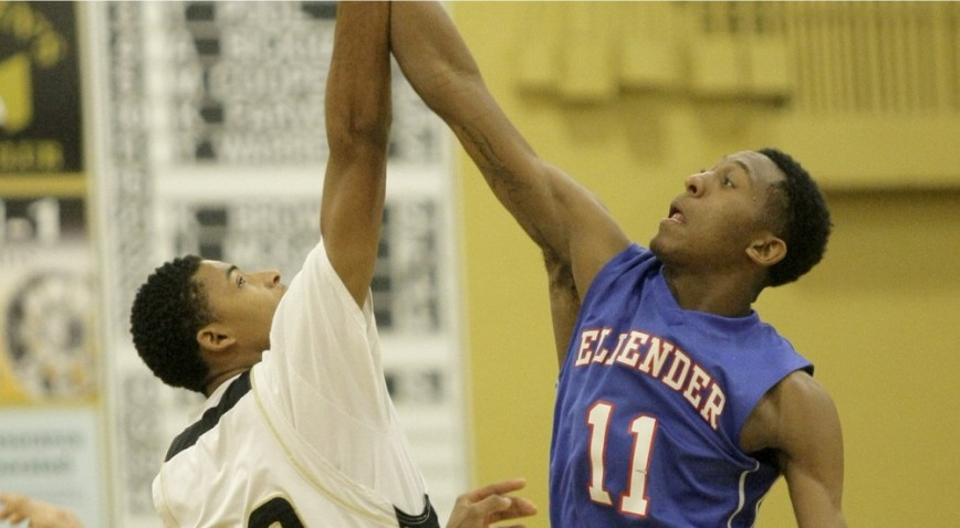 Ellender's Leland Alexander averaged 19 points, 13 rebounds, and 2 steals last season.