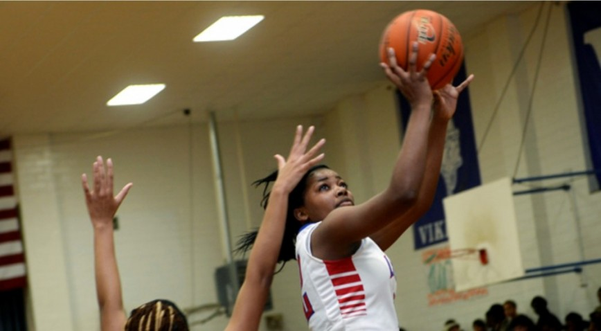 Vidalia High standout Tierra Bell averaged 17 points and 5 assists last season.