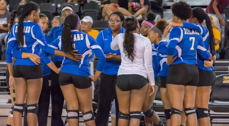 With the loss, Dillard is now tied with Philander Smith for third place in the GCAC standings.