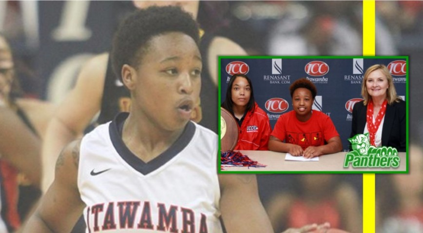 Ricki Hooker will join the Philander Smith Lady Panthers after helping Itawamba Community College to a 23-5 record as a key r