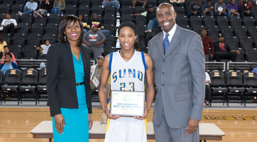 Brandy Broome continues to add to her trophy case, after being named to the NAIA Division I All-American second team.