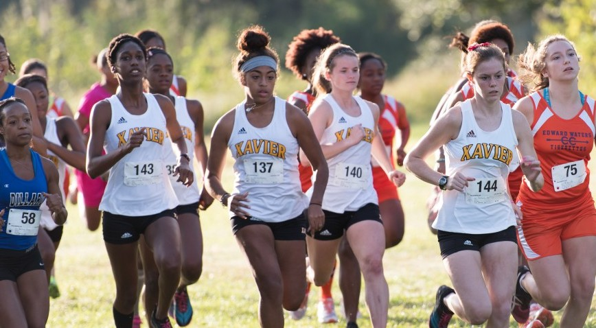 Xavier University claimed its tenth GCAC Cross Country Championship Saturday in New Orleans.