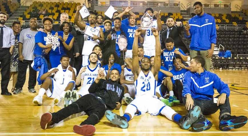 With eight of its top nine players returning from last year's squad, Dillard is the favorite to win the GCAC championship.