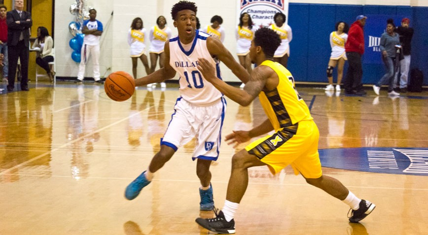 Dillard University climbs seven spots in this week's poll from No. 21 to No. 14.