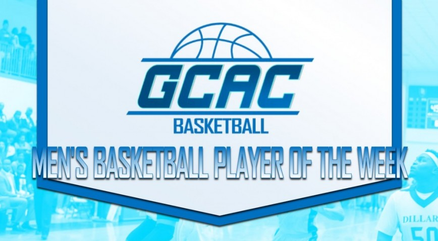 Photo for Dillard's Austin claims fourth GCAC Player of the Week Award