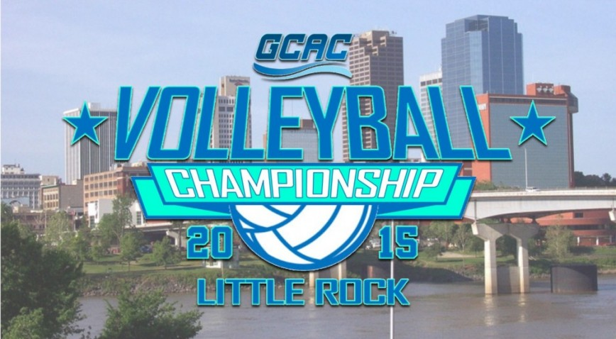 Little Rock, Ark. and Philander Smith College will host the 2015 GCAC Volleyball Championship from Nov. 12-14.