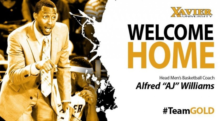 Photo for Xavier welcomes back Alfred Williams as head coach