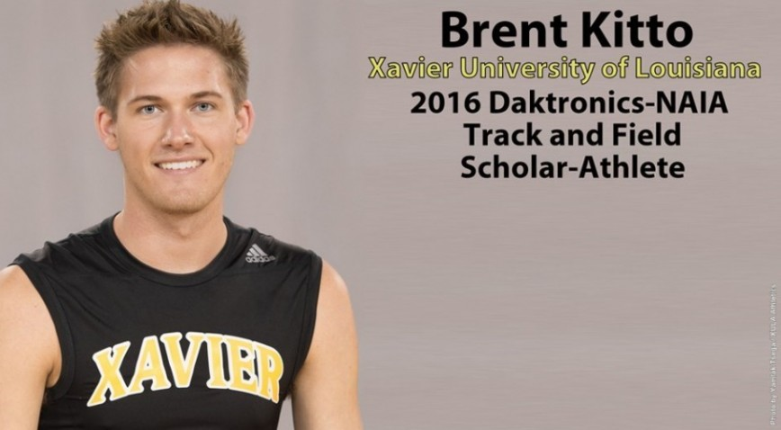 Photo for Kitto repeats as Daktronics-NAIA Scholar-Athlete