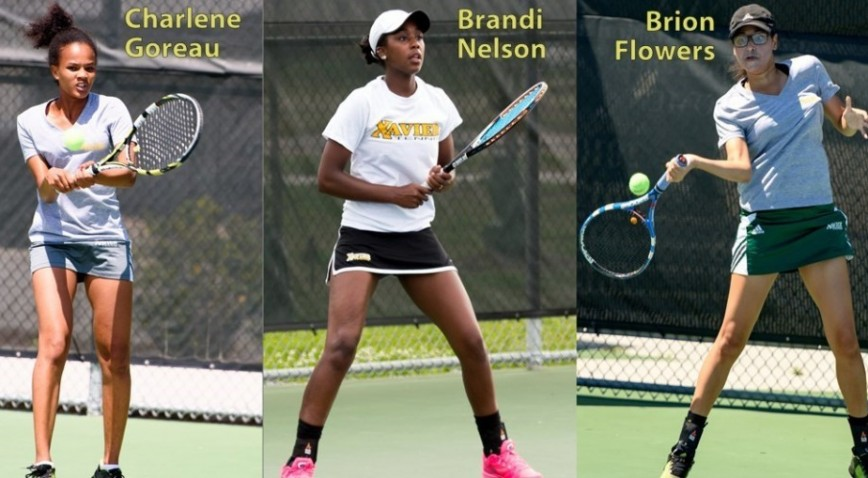 Photo for ITA honors Goreau; Flowers, Nelson ranked nationally