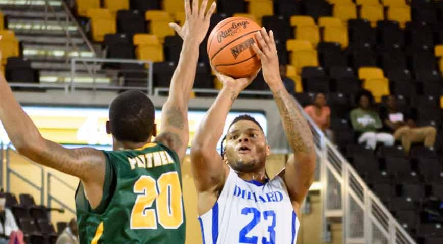Gulf Coast Athletic Conference - 2 Dillard students earn HBCU Mid