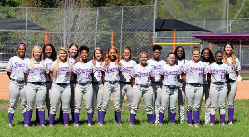 Photo for Lady Tigers earn first-ever bid to NAIA Softball National Championship