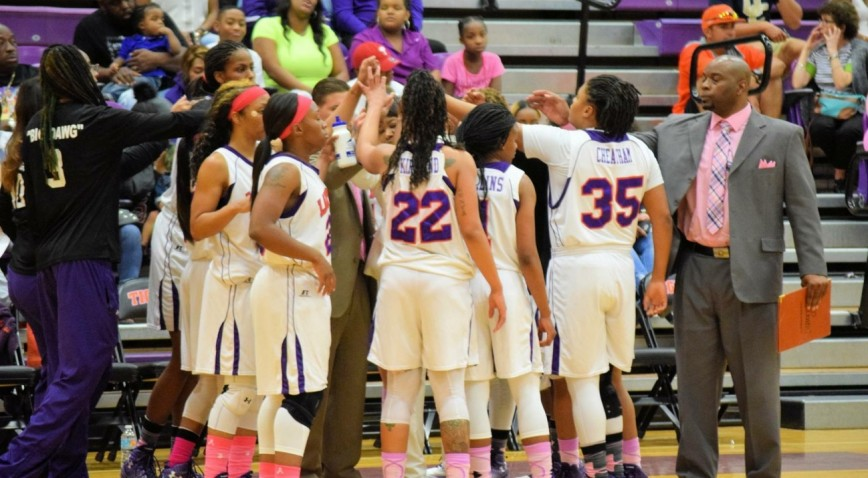 Photo for Lady Tigers finish regular season with 20 wins for 2nd consecutive season