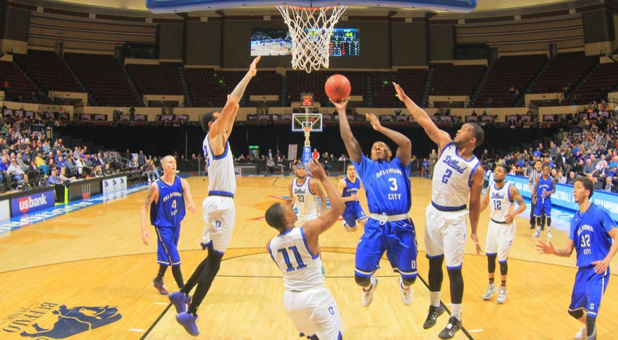 The Bleu Devils fell to Langston in an HBCU NAIA showdown and were eliminated from the NAIA tourney.