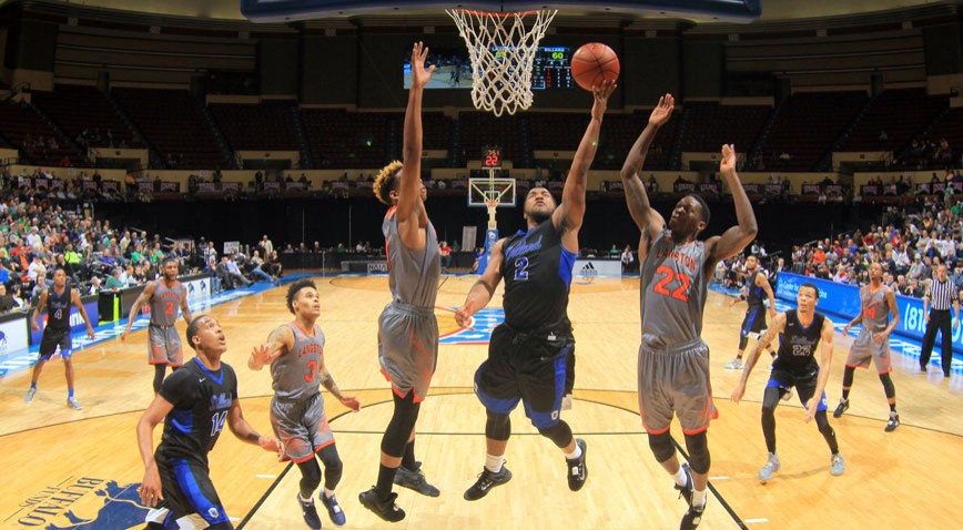 Dillard University produce an NAIA-high 4 All-Americans in men's basketball.