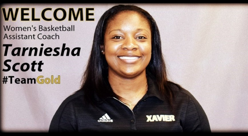 Photo for Tarniesha Scott hired as Gold Nuggets assistant coach