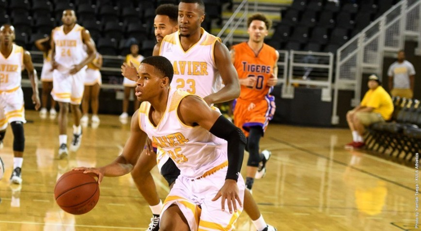 Photo for Freshman guards provide spark in 4th straight Rush win