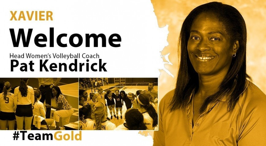 Photo for Pat Kendrick named head volleyball coach