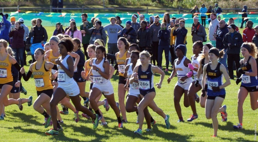 Photo for Vaughan, August lead XULA runners at NAIA nationals