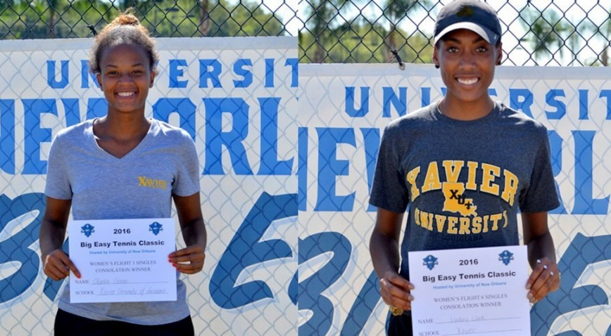 Photo for Goreau, Clark win consolation titles at UNO tourney