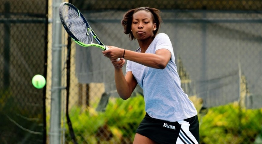 Photo for 6 from XULA advance to singles regional round of 16