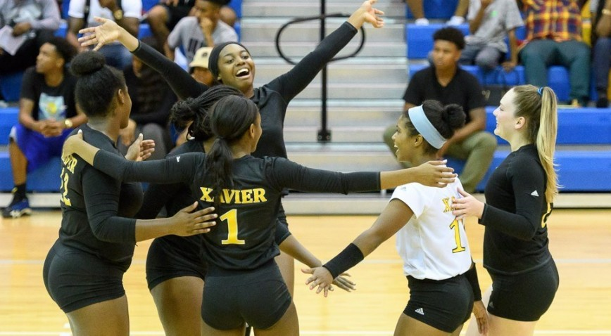 Photo for Nuggets earn 6th straight GCAC regular-season title
