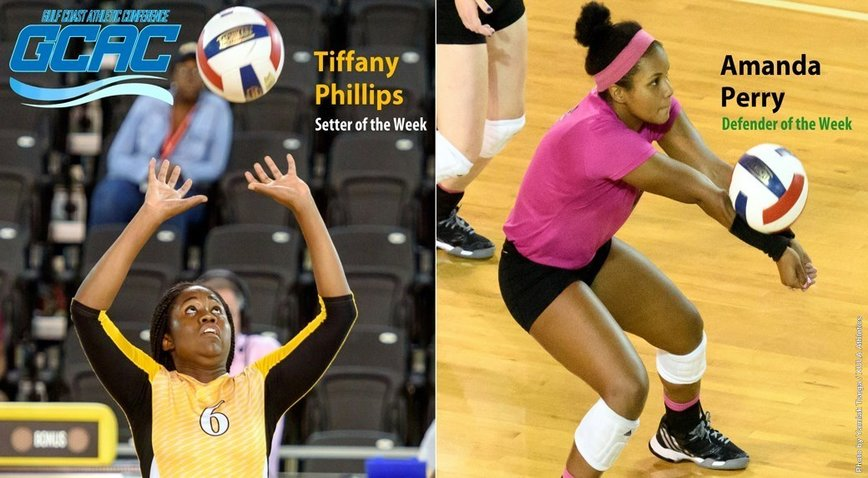 Photo for Record-setters Phillips, Perry grab GCAC weekly awards